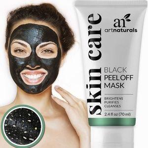 ArtNaturals Black Peel Off Mask Brightening